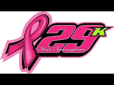 Chris Cunningham 29K - Carol M Baldwin Breast Cancer Research Fund