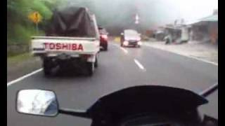 getlinkyoutube.com-FXR150: Puncak Pass Crash