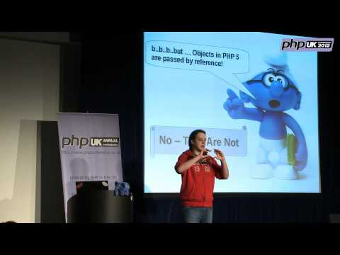 PHP UK Conference 2012 – PHP under the hood, by Johannes Schlüter