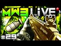 ACR MOAB! + Bonus Rushing MOAB! - MW3 LiVE #29 Call of Duty Modern Warfare 3 Multiplayer Gameplay