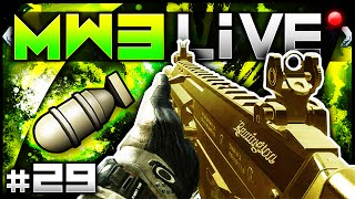 getlinkyoutube.com-ACR MOAB! + Bonus Rushing MOAB! - MW3 LiVE #29 (Call of Duty Modern Warfare 3 Multiplayer Gameplay)