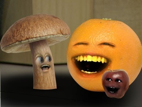 Annoying Orange - In the Dark