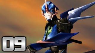 getlinkyoutube.com-Transformers: Prime: The Game - Part 9 - The Spider's Web