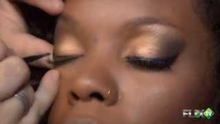Maquiagem para peles Morenas ou Negras por YModa -- FlixTV