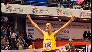 getlinkyoutube.com-Stefan Holm 2.40m (Indoor ECH Madrid 2005)