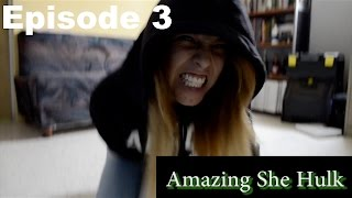 getlinkyoutube.com-AMAZING SHE HULK - EPISODE 3 - Season 2