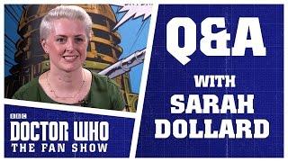 getlinkyoutube.com-Q&A With Sarah Dollard - Doctor Who: The Fan Show