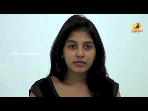 Anjali speaks to media about her step-mother issue