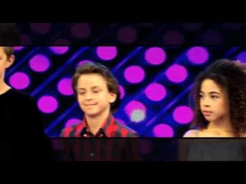 Programa Raul Gil - VT Resumo 05/04/2014 - Jovens Talentos Kids 2013