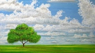 getlinkyoutube.com-How to draw clouds with pastels