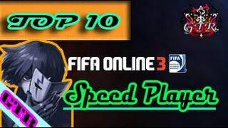 getlinkyoutube.com-[GTR] FIFA Online 3 Top 10 นักเตะที่ เร็วที่สุดในเกม Top Speed