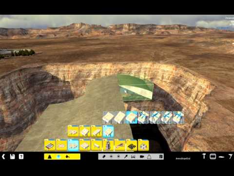  Trackmania Canyon : Maps Editor