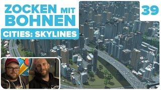 getlinkyoutube.com-[39] Cities: Skylines mit Ben und Hannes | Zocken mit Bohnen | 08.10.2015