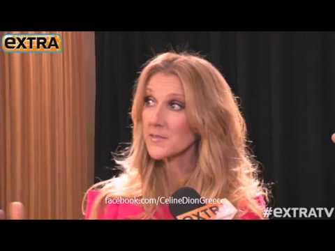 Celine Dion on Kids, Fashion, Idol, Mariah Carey & Adele - Extra Interview 2012