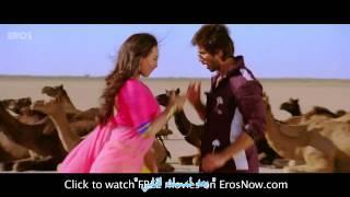 getlinkyoutube.com-Saree Ke Fall Sa اغنية هندية رائعة مترجمة شاهيد كابور وسوناكشي سنها