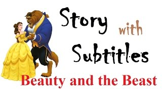 getlinkyoutube.com-Learn English through story Beauty and the Beast (level 1)