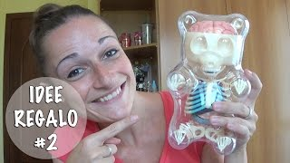 getlinkyoutube.com-IDEE REGALO originali #2 || GUMMI BEAR ANATOMY (+TUTORIAL)