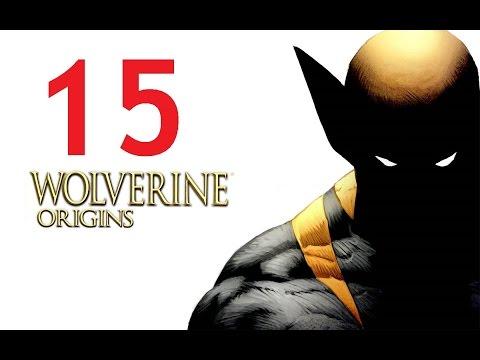 X-Men Origins Wolverine Прохождение Серия 15 (Деревня)