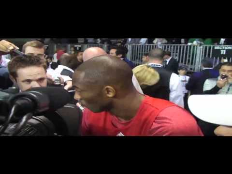 Lakers guard Kobe Bryant on 2011 All-Star game