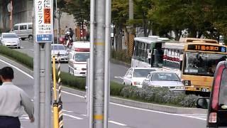 神戸市消防局伊川谷出張所救急車緊急走行
