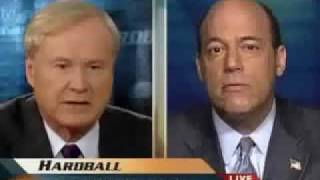 getlinkyoutube.com-Chris Matthews gets his ass handed to him by Ari Fleischer