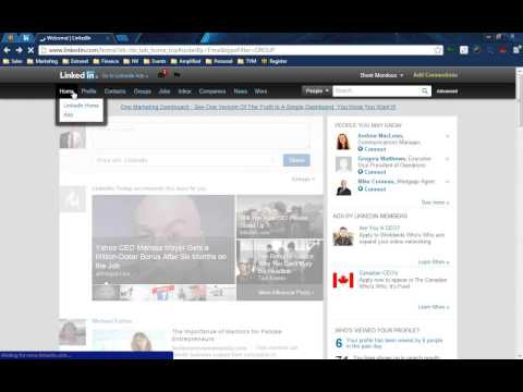 Growing Your Business with LinkedIn, hosted by the Ottawa Chamber of Commerce
