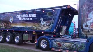 getlinkyoutube.com-scania r500 v8 christian Sperl, germanie, special paint.