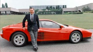getlinkyoutube.com-Sergio Pininfarina - Designer of the Ferrari 250 GTO, Dino & Testarossa - Wide Open Throttle Ep. 24