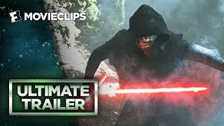 getlinkyoutube.com-Star Wars: The Force Awakens Ultimate Force Trailer (2015) HD