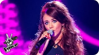 getlinkyoutube.com-Lydia Lucy performs 'Trouble' - The Voice UK 2016: Blind Auditions 2