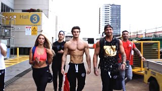VLOG OF THE GODS: Episode 3 - Freezma and Jeff Seid Take Over Brisbane