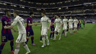 getlinkyoutube.com-(PS4/Xbox One) FIFA 15 | Real Madrid vs FC Barcelona - Next-Gen Full Gameplay (1080p HD)