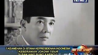 getlinkyoutube.com-On The Spot - 7 Peristiwa Aneh di Istana Kepresidenan Indonesia