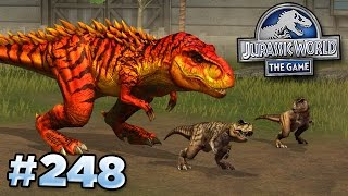 getlinkyoutube.com-Selling The Babies!! || Jurassic World - The Game - Ep248 HD