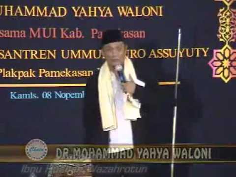 10 Mantan pendeta M yahya Waloni