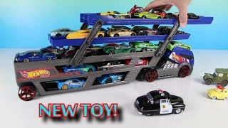 Disney Cars Hot Wheels Turbo Hauler