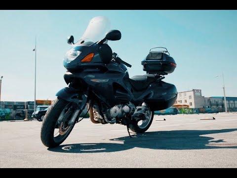Автомобиль больше НЕ НУЖЕН! Когда есть Honda Deauville NT650V. Тест-драйв.