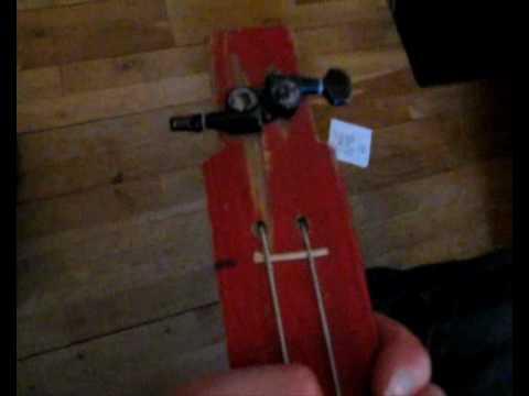 Home Made Bottle Bass Guitar Building 101
