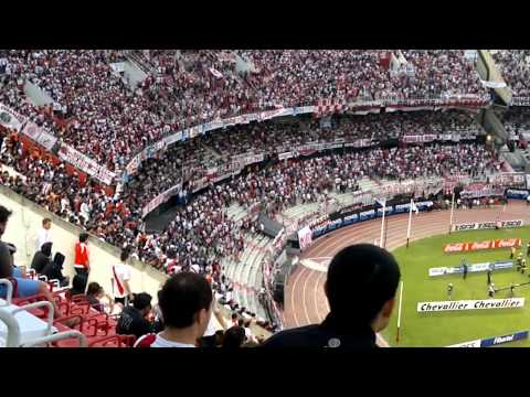GRITEN CAGONES - River Plate vs Arsenal - Torneo Final 2014