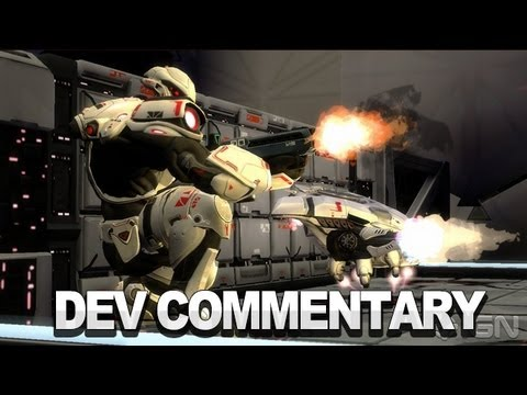 Hybrid - Developer Commentary