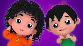 getlinkyoutube.com-chubby cheeks | nursery rhymes | kids songs