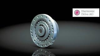 getlinkyoutube.com-Strain wave gear principle - Harmonic Drive AG