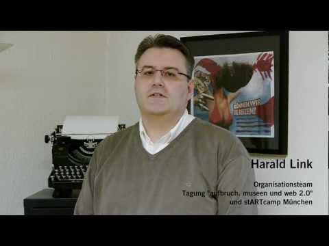 #mukomuc und #scmuc12: Harald Link