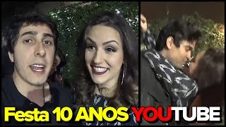 getlinkyoutube.com-FESTA DOS 10 ANOS DO YOUTUBE - Daily #5
