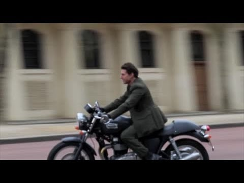 Tom Cruise Experiences Life in the Fast Lane - Splash News