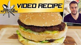 getlinkyoutube.com-How to make a McDonalds Big Mac