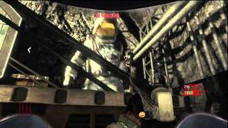 getlinkyoutube.com-Black Ops Zombie Glitches: Best Moon Glitches - Call Of Duty Black Ops! (Not Patched)