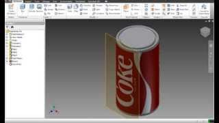 Autodesk Inventor - Creating Decals and Applying Images to Surfaces