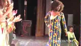 getlinkyoutube.com-AICHA COUTURE 2014 - DEFILE DE MODE AFRICAINE