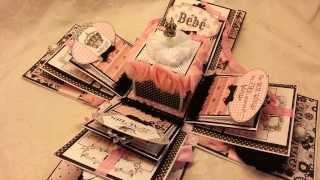 getlinkyoutube.com-Teresa Collins Bebe Explosion Box